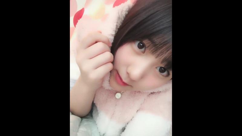 171012 200726 田中美久 Tanaka Miku (twitter)
