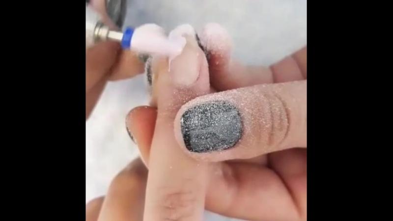 снятие покрытия Шелак
