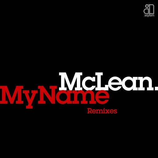 McLean альбом My Name [remixes]
