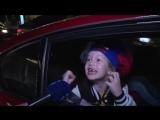 Интервью маленькой девочки после победы России