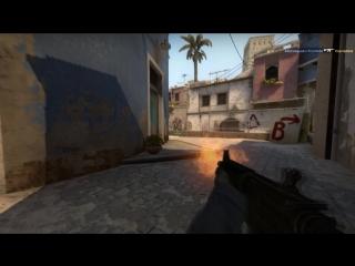 ACE M4A4-AK47 Dodg3r FACEIT