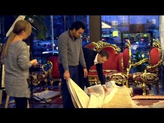 Уникальные персидские ковры ручной работы. Галерея искусств «Жуковка Арт»