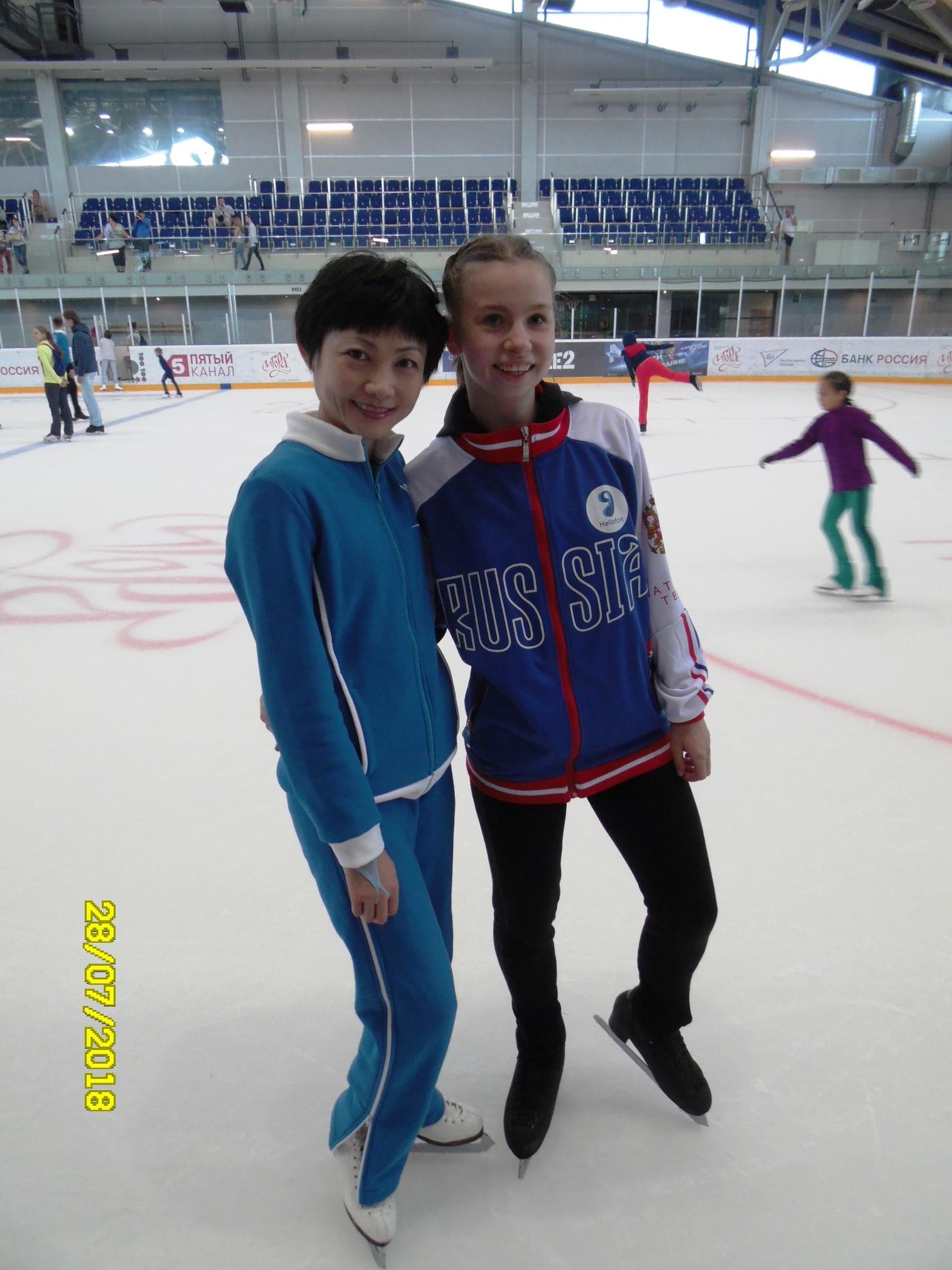 Школа Москвиной, парное катание (Санкт-Петербург, Россия) - Страница 12 JSs-xTkUmhg