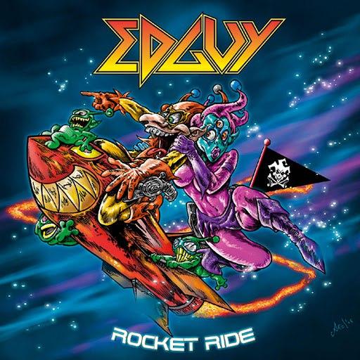 Edguy альбом Rocket Ride