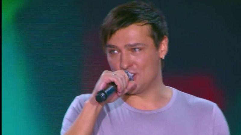 Юрий Шатунов - Седая ночь / Легенды Ретро FM 2013