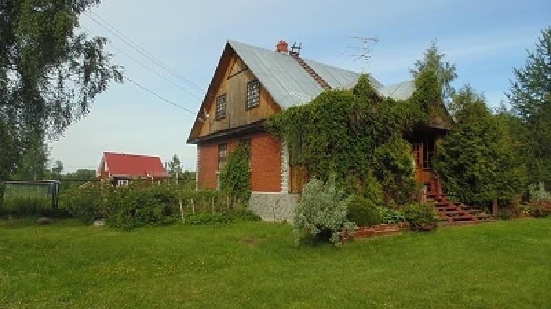 Продается дом у озера Правдинское,деревня Силино,Ленинградская обл,Приозерский район.