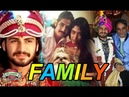 Rajat Tokas Family With Father, Mother and Wife Shrishti Nayyar Photos
