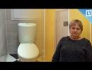 Нотариус заставила клиента мыть туалет
