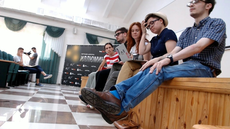 Andrew Culp, Полина Ханова, Оксана Тимофеева, Александр Вилейкис: Проведение различий