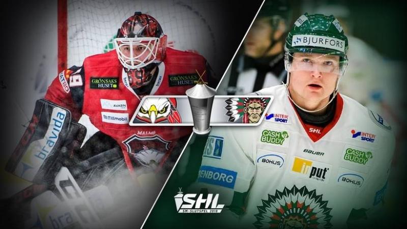 SHL - Slutspel - Malmö Redhawks - Frölunda HC 2018-03-21