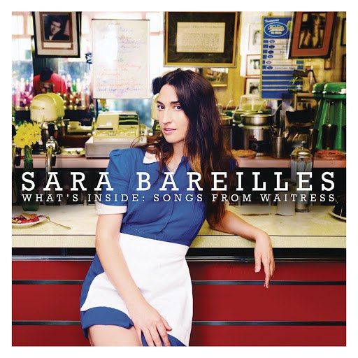 Sara Bareilles альбом What's Inside: Songs from Waitress