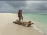 Mya Diamond - Очень красивый секс на пляже