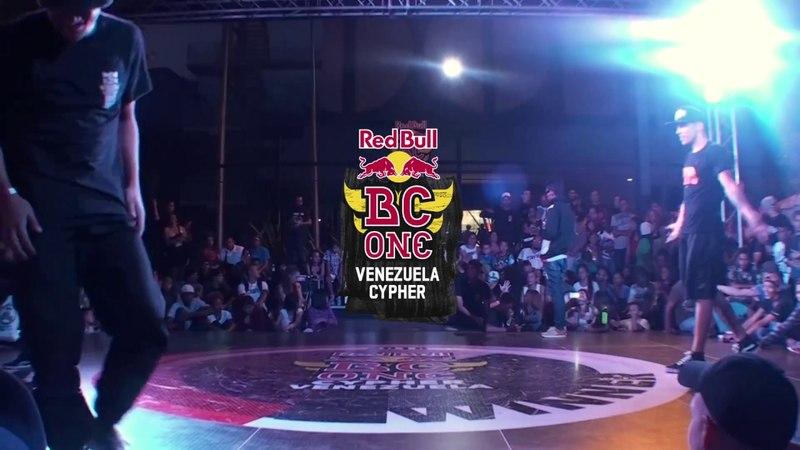 Red Bull BC One Cypher Venezuela 2018   Final: Mr. Snow vs. Hashem   Danceproject.info