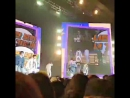 03.02.18 [Весьма желанный концерт] Backpack kid dance от Ёнгука и Донхана