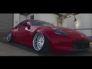 Mr. MBN Widebody 370z Go Hard Productions Perfect Stance