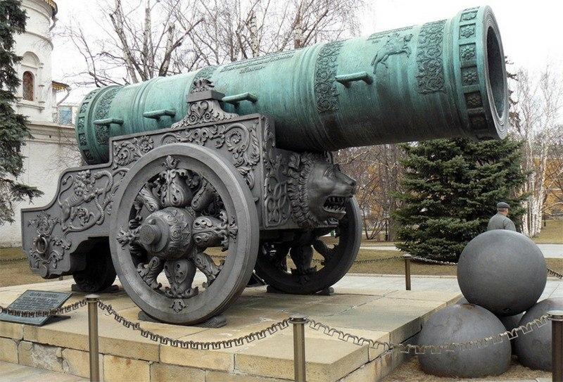 P246qYf103w - Царь-Пушки со всего мира