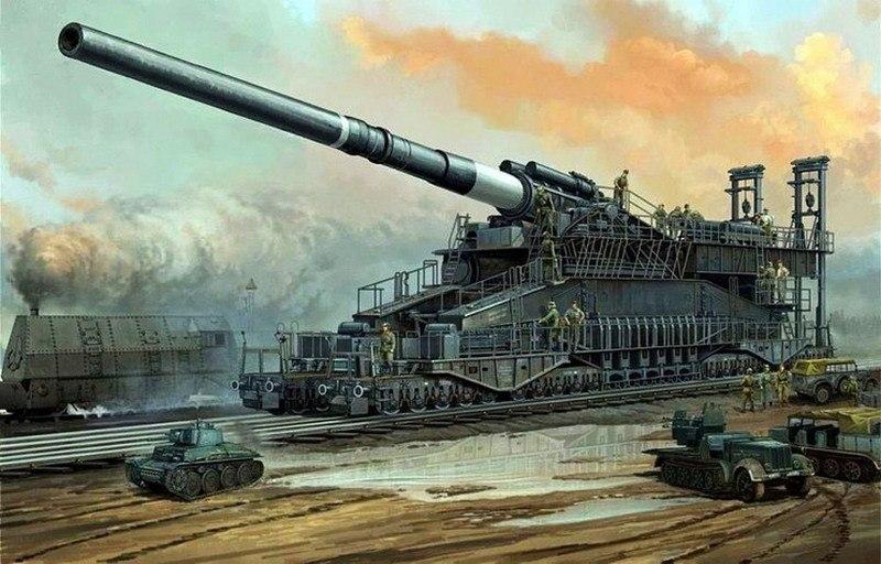 35be3Jc8wzo - Царь-Пушки со всего мира