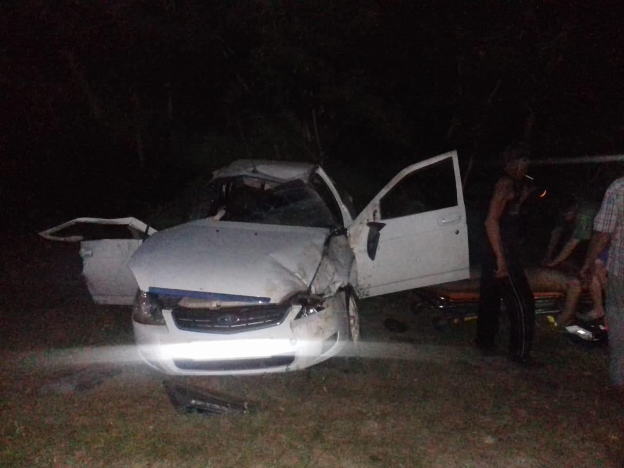 Под Бийском произошло смертельное ДТП: погиб водитель «Лады»