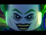 Official LEGO® DC Super-Villains Announce Trailer