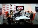 The Hardkiss Юлия Санина на вечернем шоу Зе Интервьюер Радио ХітFM