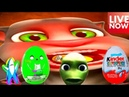Learn Colors With Talking Tom Angela Ginger Pacman Disney PJ masks and more Nursery Rhymes 24/7 LIVE