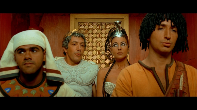 Астерикс и Обеликс: Миссия Клеопатра (2002)