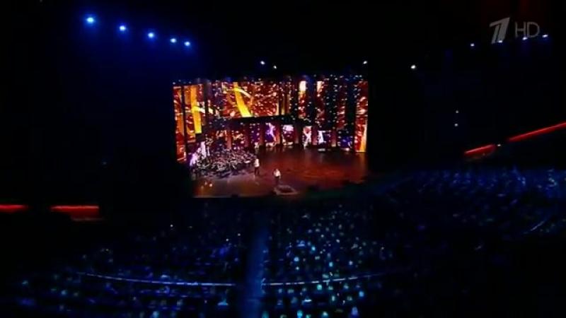 Юбилейный вечер Вячеслава Добрынина в Крокус Сити Холле, 29 01 2016г