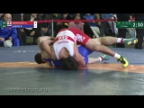 Giorgi Meshvildishvili - Bilyal Makhov