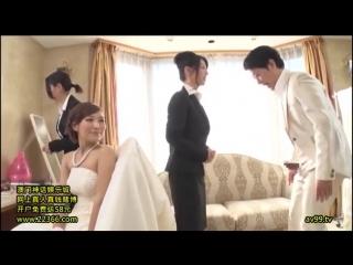 Свадьба свингеров. swinger's wedding ceremony. cheating wife.