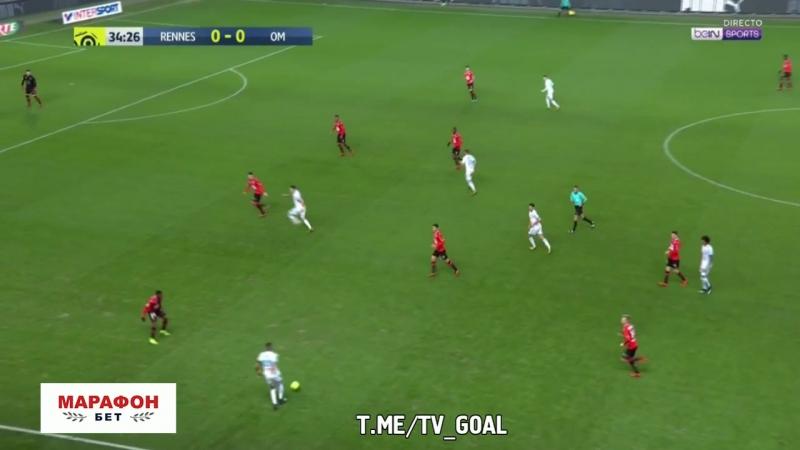 Ренн 0-3 Марсель | Обзор матча » Freewka.com - Смотреть онлайн в хорощем качестве