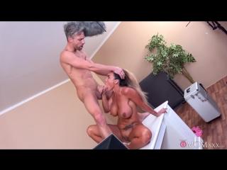 Aubrey black milf wild sex [ big tits worship, squirt, wet, rimjob, deep throat, titty fuck, gagging, pussy fingering, facial ]