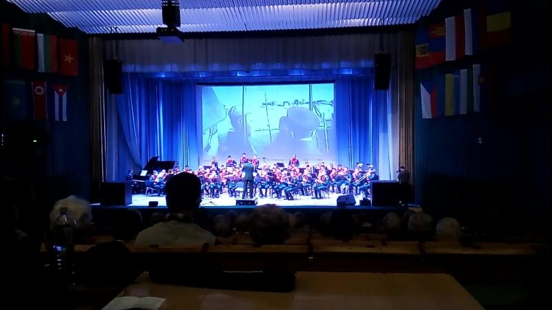 Военный образцовый оркестр почетного караула :)