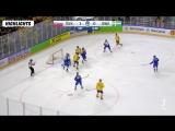 Словакия - Швеция - 3:4 ОТ
