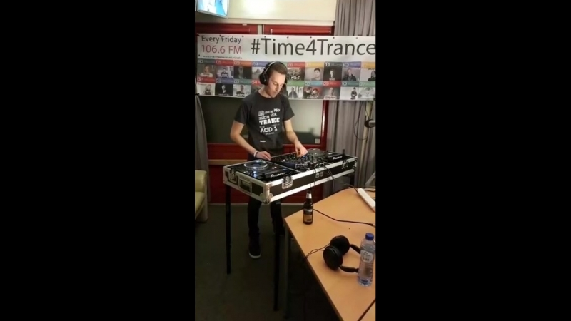 Live @ the Time4Trance radioshow