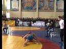 Всероссийский турнир по панкратиону Воины России