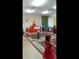 Танец с зонтиками. Сабина и Родион.