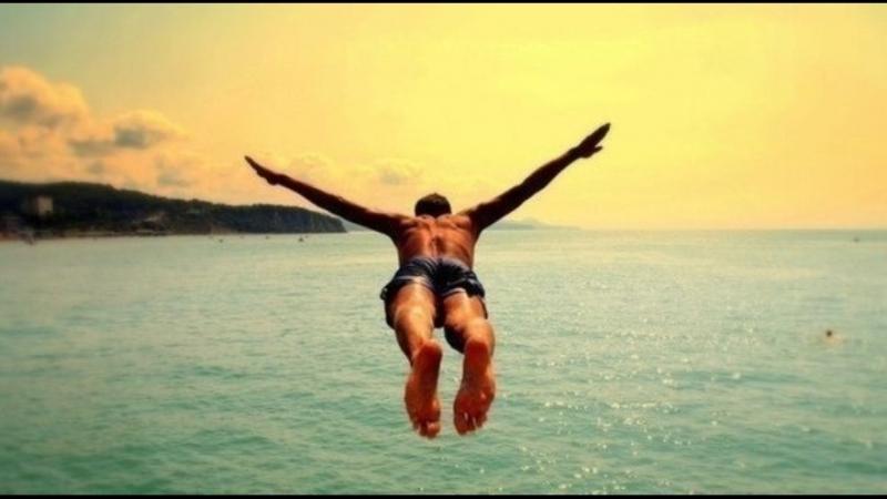 Как научиться прыгать щукой