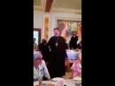 Поп-оборотень РПЦархим. В.Цирков, г.Москва в трапезной спел песню «Мурка», а приближенные, воцерковлённые, аккомпанировали