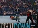 |WM| Братья Дадли и Таз против Гробовщика, Кейна и Таджири - Смекдаун 19.07.2001