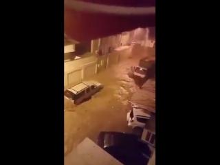 امطار في مكة