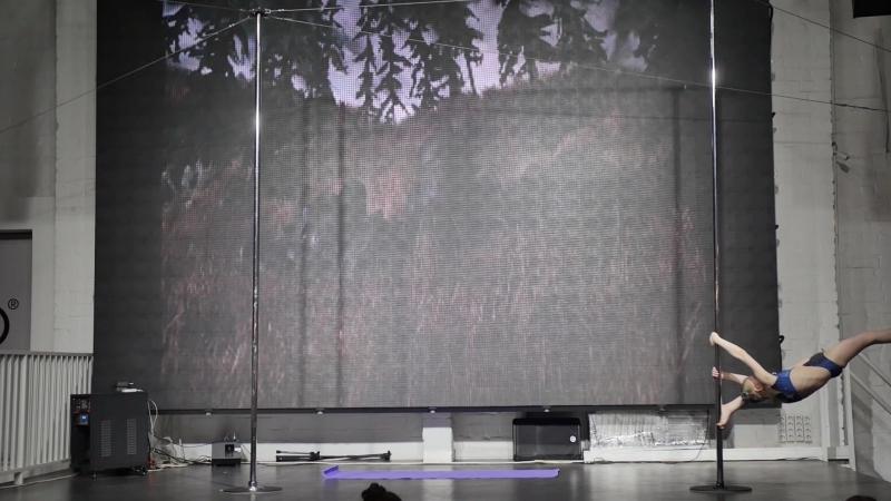 Бородулина Алина дети 10-13 проф чемпионат Lotus