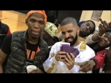 Премьера. Drake & BlocBoy JB - Look Alive