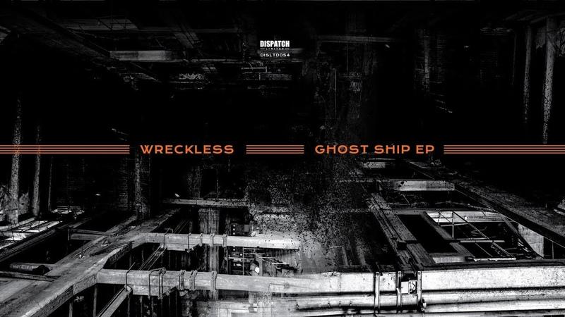 Wreckless Sweetpea - 1AM - DISLTD054