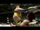 Ryota Hama, Yasufumi Nakanoue vs. Taishi Takizawa, Yoshihisa Uto (BJW - 01.11.2017)
