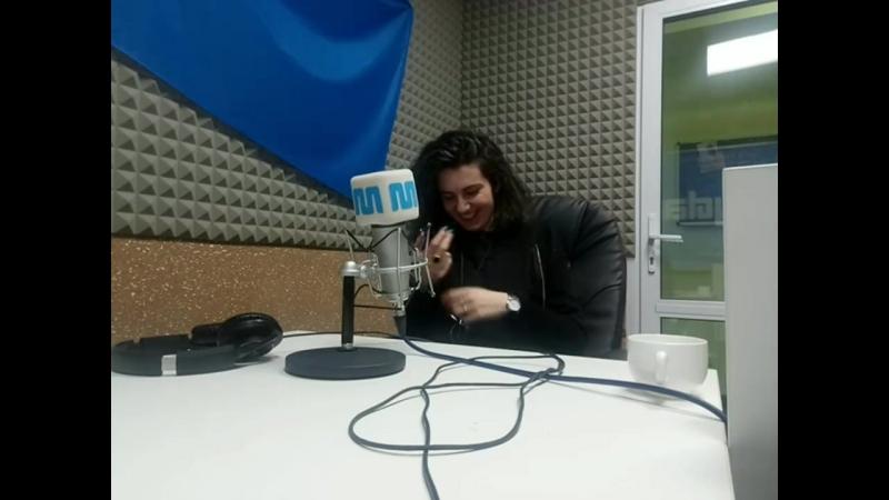Дизайнер Низе Эмиршах на Meydan FM