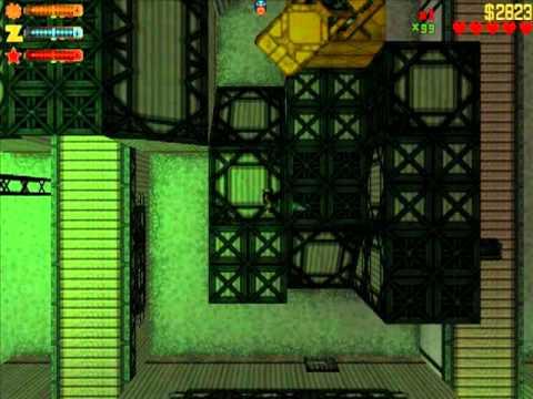 GTA 2. PC. Car Crusher Rewards. Third Area. Industrial Estate. Part 2