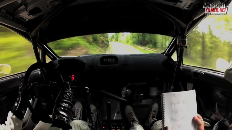 Inboard__Frank_Tore_Larsen_Ford_Fiesta_WRC_-_Sørlandssprinten_SS4_2013