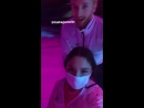 Instagram Stories Евгении Instagram Stories Евгении Шоу «Ice Fantasia» Сеул, Корея 18.04.18