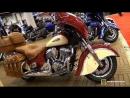 2018 Indian Roadmaster Classic Walkaround 2018 Montreal Motorcycle Show