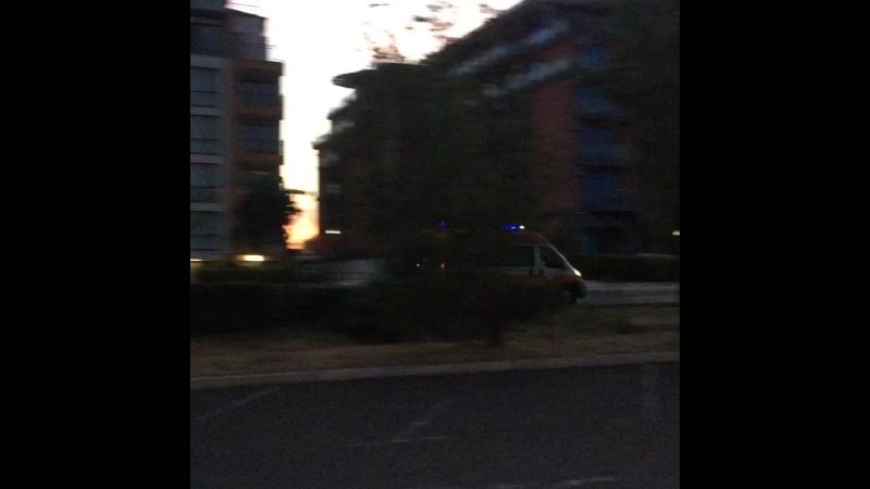 Bulgarian Ambulance